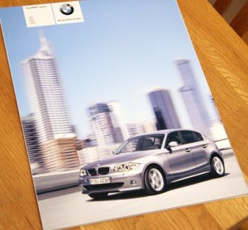 BMW 3er Limousine Touring E46 Edition Sport Lifestyle Exclusive 3//2003 Katalog