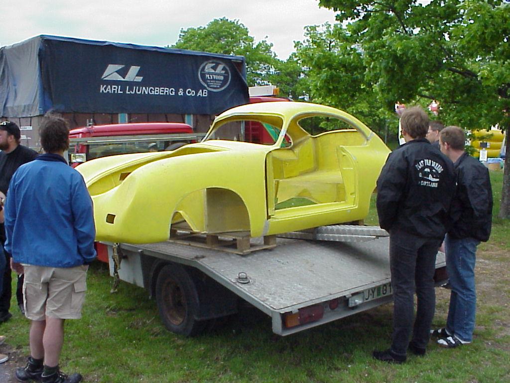 Hall 229 Alla Porsche Speedster 356 Replica Byggare Sida 1 Babbel Offtopic Boxerville