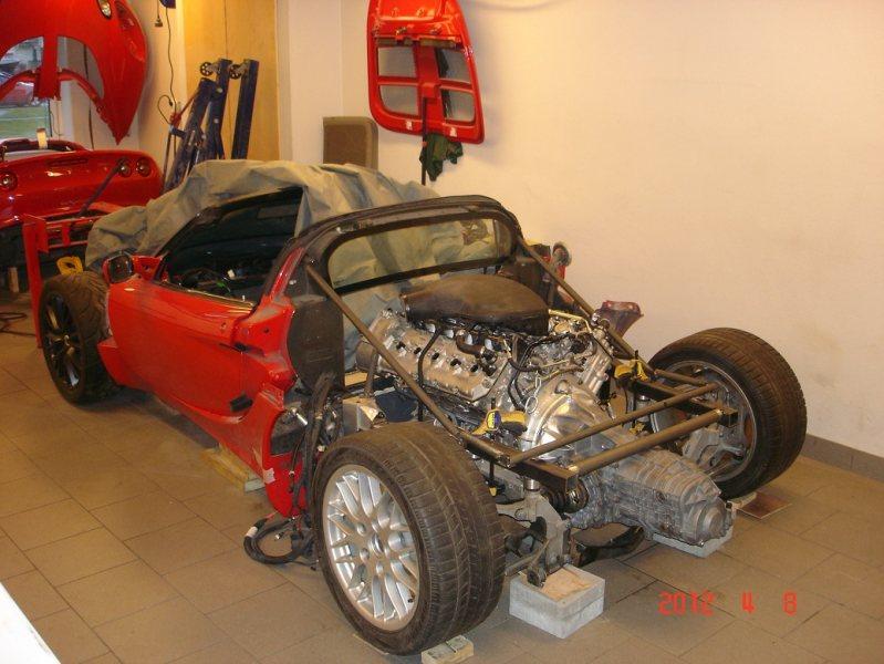 Lotus Exige V10 Page 1 Elise Exige Europa 340r