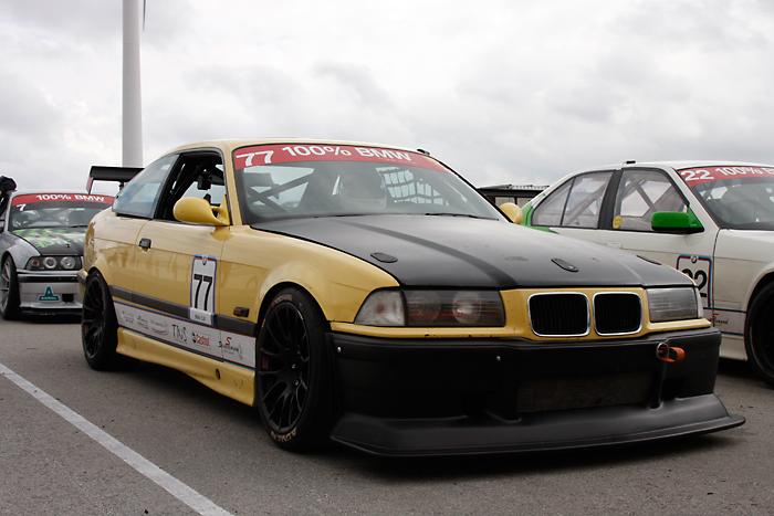 S ljes bmw cup 77 e36 m3a for Garage specialiste bmw 77