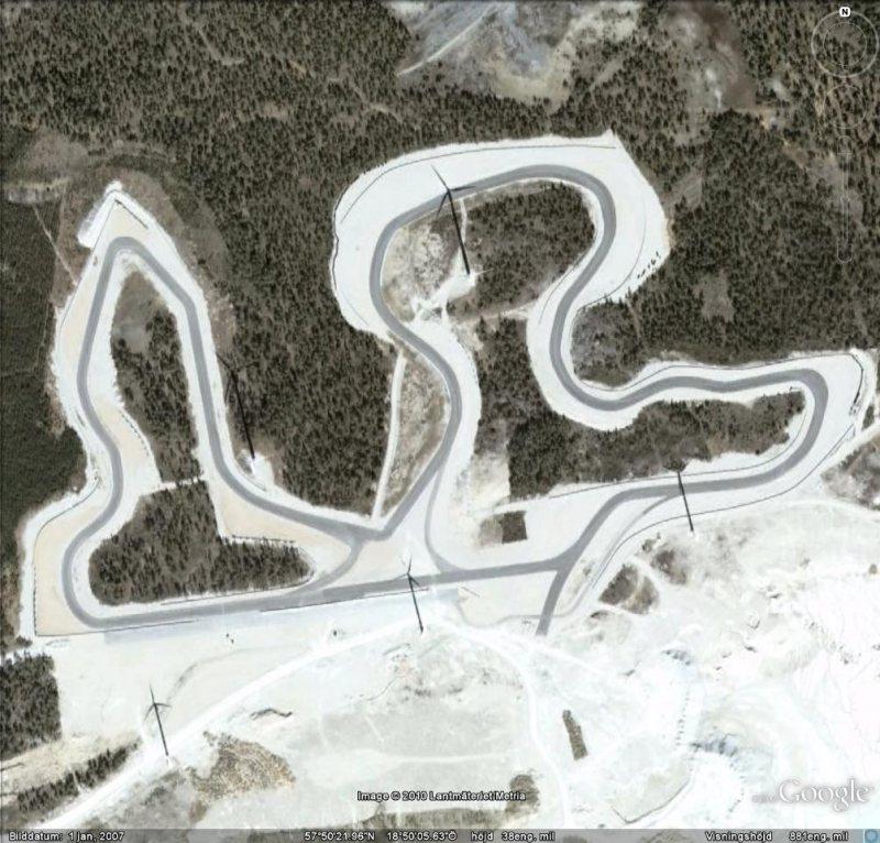 gotland ring karta rejsa.nu :: Racingbanor från luften med Google Earth gotland ring karta
