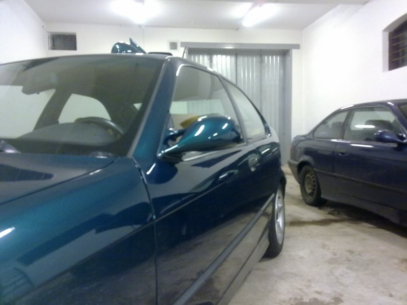 Bmw 316i compact openair ti special for Garage bmw gard