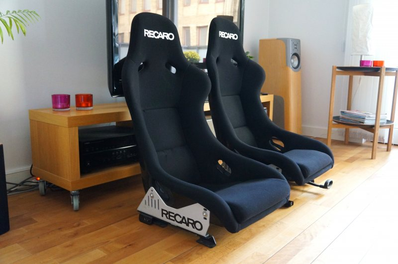 how to fit recaro pole positions r3vlimited forums. Black Bedroom Furniture Sets. Home Design Ideas